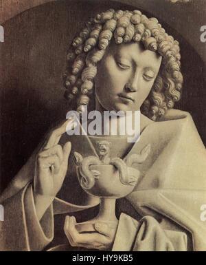 Jan Van Eyck 044 - Stockfoto