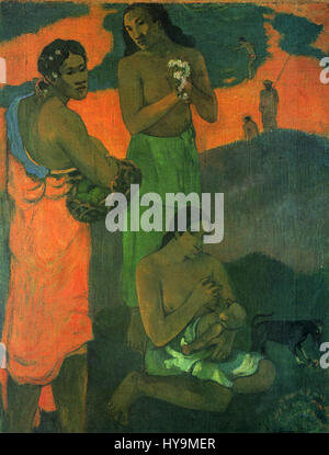 Paul Gauguin 090 - Stockfoto