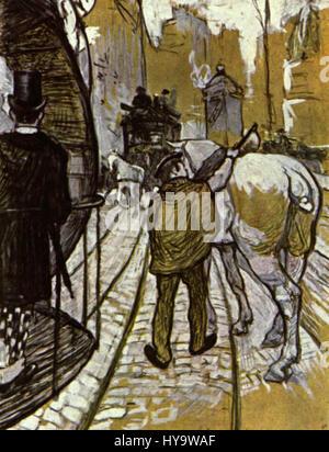 Henri de Toulouse-Lautrec 039 - Stockfoto