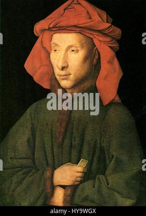 Jan Van Eyck 088 - Stockfoto