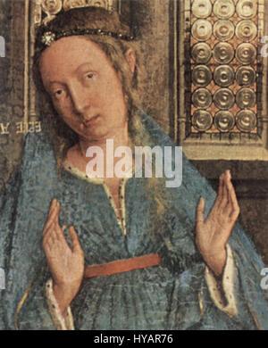 Jan Van Eyck 079 - Stockfoto