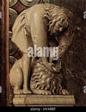 Jan Van Eyck 057 - Stockfoto