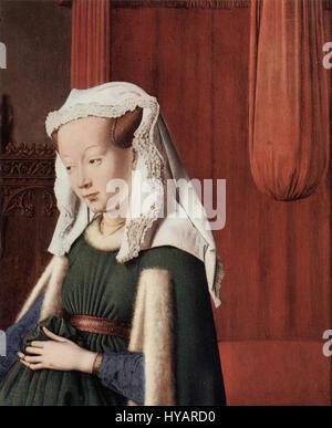Jan Van Eyck 006 - Stockfoto