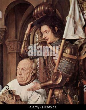 Jan Van Eyck 061 - Stockfoto