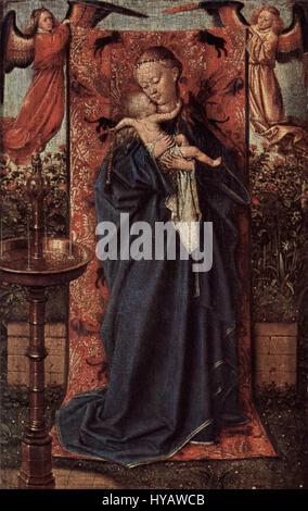Jan Van Eyck 053 - Stockfoto