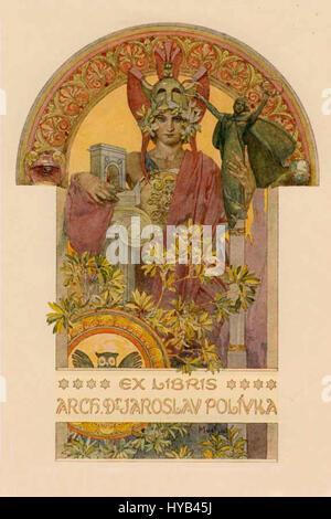 Alfons Mucha 0 - Stockfoto