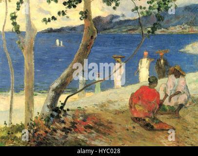 Paul Gauguin 089 - Stockfoto