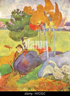 Paul Gauguin 020 - Stockfoto