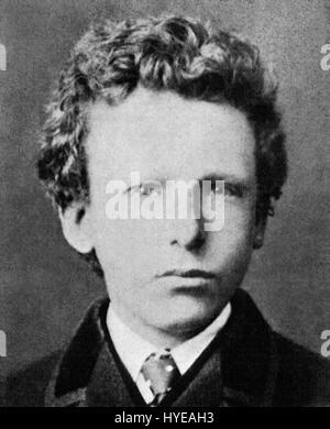 Vincent Van Gogh 1866 - Stockfoto