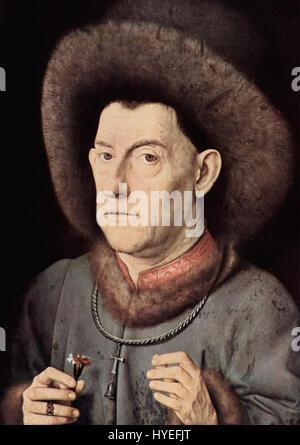 Jan Van Eyck 093 - Stockfoto