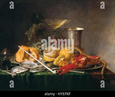 Jan Davidsz de Heem 006 - Stockfoto