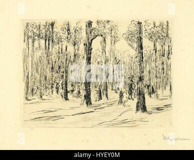 Max-Liebermann-Tiergarten - Stockfoto