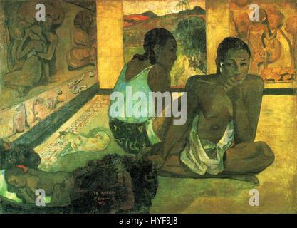 Paul Gauguin 037 - Stockfoto