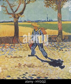 Vincent Van Gogh 0013 - Stockfoto