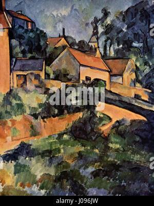 Paul Cézanne 212 - Stockfoto