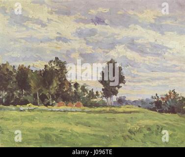 Paul Cézanne 094 - Stockfoto