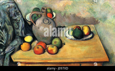 Paul Cézanne 174 - Stockfoto