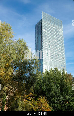 Beetham Tower / Hilton Tower, Manchester - Stockfoto