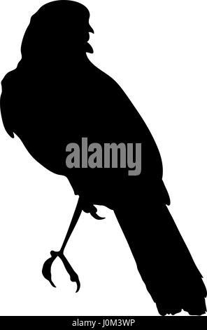 afrikanische tiere silhouetten. schwarz / weiß-silhouetten