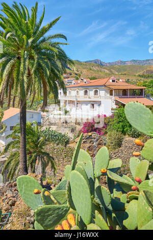 Fataga, Gran Canaria, Spanien - Stockfoto