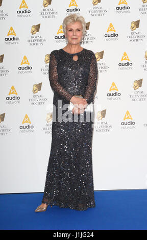 Royal Television Society (RTS) Programm Awards, Grosvenor House, Park Lane, London mit: Julie Walters wo: London, - Stockfoto