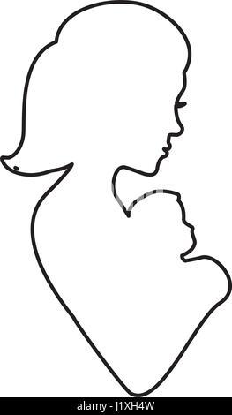 Mütter lieben design - Stockfoto