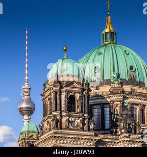 Schüsse Berliner Dom