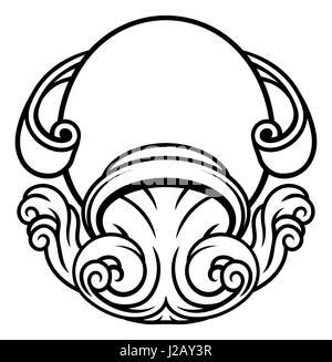 sternzeichen wassermann tattoo stockfoto bild 52144989 alamy. Black Bedroom Furniture Sets. Home Design Ideas