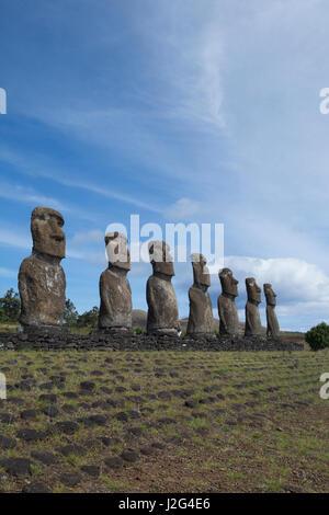 Osterinsel moai datiert