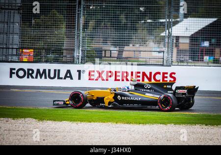 2017 australischen Formel 1 Grand Prix - Stockfoto