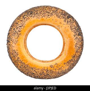 Donut isoliert - Stockfoto