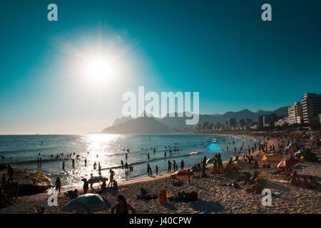 Ipanema, Rio De Janeiro, Brasilien - Stockfoto