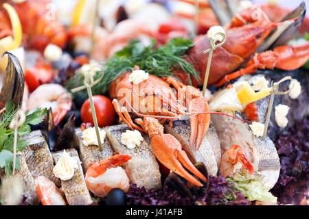 Das Kaviar Buffet