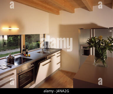 ... Wohnhaus Eberle, Küche, Moderne, Wohn Haus, Einfamilienhaus, Eigenheim,  Haus