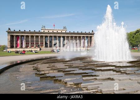 Altes Museum, Berlin, Deutschland - Stockfoto