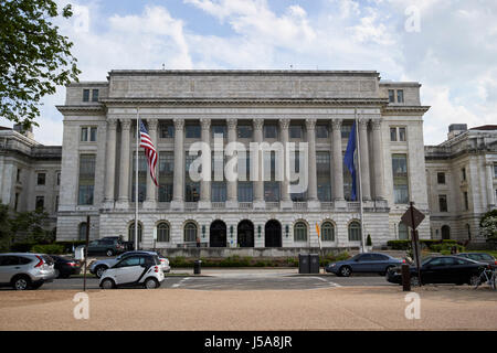 Vereinigte Staaten Abteilung der Landwirtschaft Washington DC USA - Stockfoto