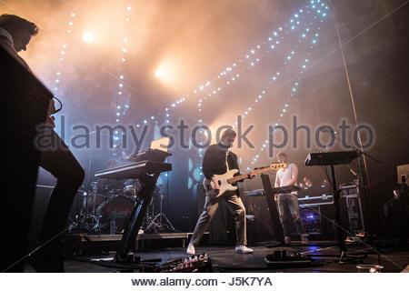 Festevol 2017-Liverpool-Musik-Festival - Stockfoto