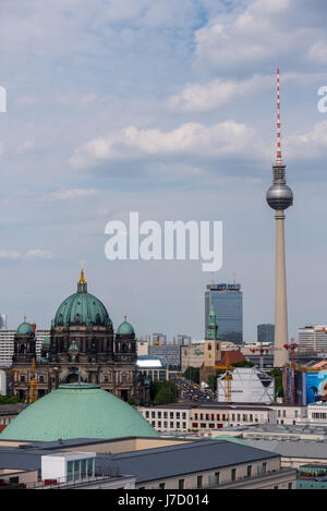 Berliner Dom (Kathedrale) - Stockfoto