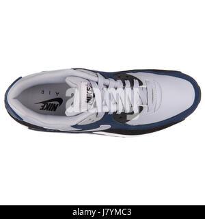 release date: 02afa b1828 ... Sneakers von Nike Air Max 90 LTR grau Marineblau Männer Sport - 652980-011  -