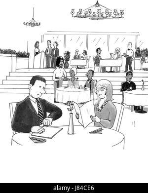 Restaurant Menschen Menschen Menschen folk Personen menschlicher Mensch trinken - Stockfoto