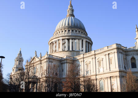 St. Pauls Cathedral, London, England. - Stockfoto