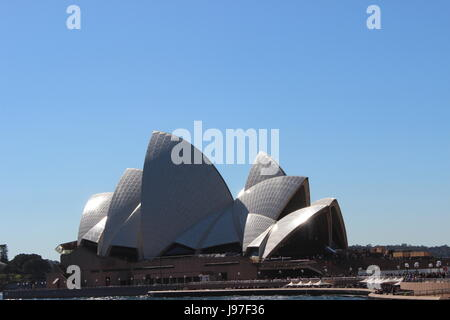 Sydney Harbour Bridge - Stockfoto