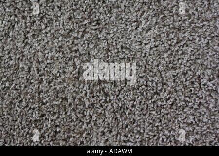Graue Teppiche in Nahaufnahme als Hintergrund - Stockfoto