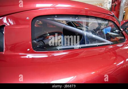 TVR T400R Le Mans-Rennwagen - Stockfoto