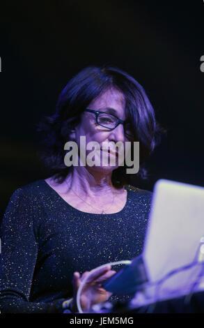 Suzanne Ciani Live - Stockfoto