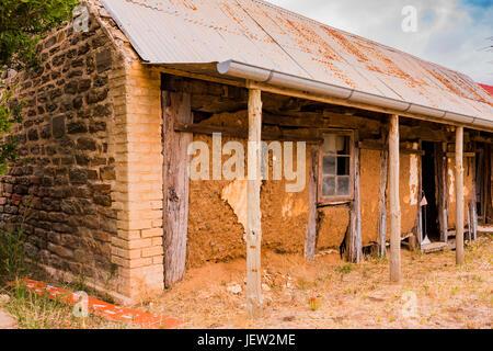 Frühe Siedler Altbau im Barossa Valley, South Australia - Stockfoto