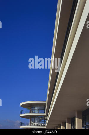 De La Warr Pavilion, Bexhill-on-Sea, East Sussex, England, UK - Stockfoto