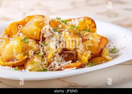 bratkartoffeln mit rührei