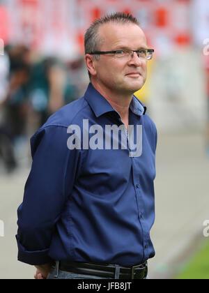 Stefan Böger (Hallescher FC) - Stockfoto