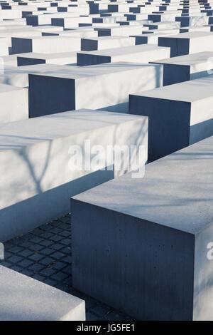 Berin - die Gedenkstätte des Holocaust - Stockfoto